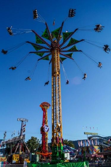 Flying through the Fair