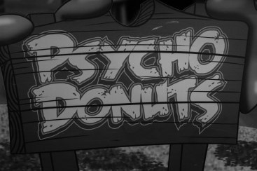 This was not my first time at the Psycho Donuts as it a favorite place of mine