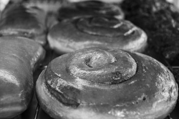 Here is a look at some Cinnamon Rolls, a big fan favorite as I learned along my journey.