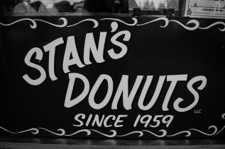So the next Donut shop on my journey was the obvious king of the bunch, And I absolutely loved some of the others, but this place was another animal. This place is old school and did I mention the line out the door....