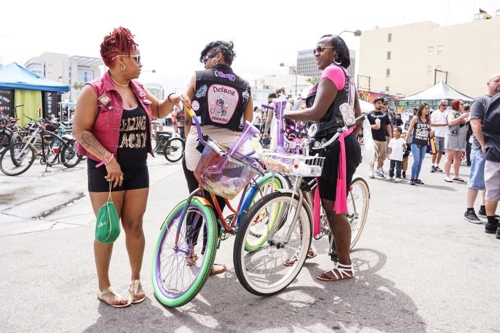 Ladies of Detroit