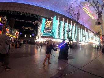 Star Wars on Fremont