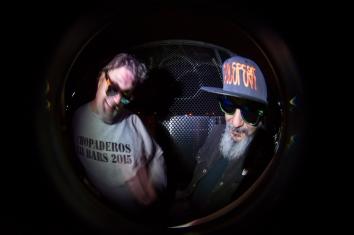 Chongo and Dwayne